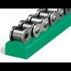 Profiel Multilene PE-MR Groen T 5/8x3/8 H=10 2000mm