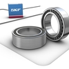 CARB® Full complement toroidal roller bearing with conical bore