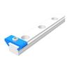 Stahlanschlag für Miniatur-Profilschienenführung LLM