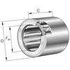 Hülsenfreilauf ohne Lagerung mit Stahlfedern HF0406-K-FA
