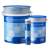 High viscosity bearing grease with solid lubricants LGEM 2