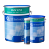Extremely high viscosity grease with solid lubricants LGEV 2