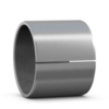 PTFE composite straight bushing maintenance-free steel backing series PCM..E