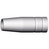Gasmondstuk cilindrisch voor MIG/MAG pistool