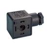 Standard plug A2B1112A (black)
