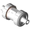 Kugelrückschlagventil PVDF/FPM 16mm 175.561.051