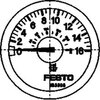 Manometer MA-23-16-R1/8 183898