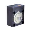Klemcilinder enkelwerkend serie M/50100