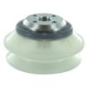 Balgzuignap siliconen rubber serie M/58400