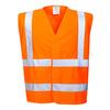 Verkeersvest FR75 fluo oranje L/XL