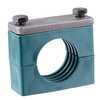 Pipe and hose bracket set PP DPAL AS