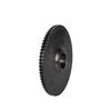 12B-2 Taper Lock® sprocket cast iron