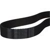 HTD Timing belt section 8M belt width 50