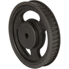 Timing belt pulley pilot bored section L-075