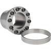 Fenlock cilindrisch klemelement zelfcentrerend type FLK130 13x233
