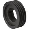 V-pulley for taper bush section SPA - 4 grooves
