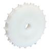 Gefreesd aandrijfwiel deelbaar schuifpassing 2190-17S30M-DMS