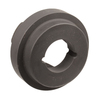 HRC Elastomeric coupling hub type F for Taper Lock