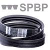 Krachtband Predator® smalprofiel profiel SPBP2120/2