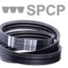 Krachtband Predator® smalprofiel profiel SPCP
