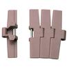Sideflexing thermoplastic chain Slat Top series 882 TAB
