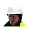Universal fleece helmet liner