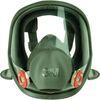 Atemschutz-Vollmaske wiederverwendbar Serie 6000 ohne filter