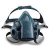 Soft silicone half mask 7501 small