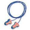 Howard Leight Laser Trak Detectable Corded Earplugs 100 Pairs / Box