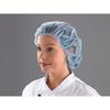 Disposable hairnet DM02 PP 1000 piecesblue