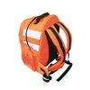 Hi-Vis backpack B904 quick release orange