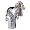 Hittebestendige frontaalmantel aluminium Kevlar Aramide HSFM130KKA-2 type 2