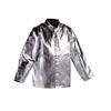 Hittebestendige jas aluminium Kevlar Aramide HSJ80KA-1 type 1