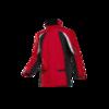 Rain jacket 608Z red/black size S