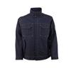 Jacket Visp navy blue cotton/polyester