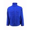 Jacket Fulda polyester / cotton blue