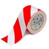 TOUGHSTRIPE™ Bodenmarkierungsband rot/weiß