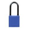 Lockout padlock nylon/alum