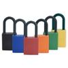 Lockout padlock nylon/nylon