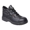Safety boot FW10 protection level S1P black
