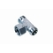 Adjustable branch tee coupling type VC