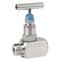 Needle valve fig. 230 stainless steel internal/external thread BSP