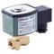 """Solenoid valve 2/2 fig. 32010 series E262K260S1N00FL brass/NBR 24V AC 1/4""""BSPP"""