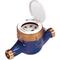 Watermeter fig. 8210 brass internal thread