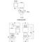 "Magneetafsluiter 3/2 fig. 33200 serie SCE370A017MS messing/NBR klepdoorlaat 2.7mm 24V DC 1/4""BSPP"