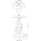 Klepafsluiter fig. 3419 staal/roestvaststaal vaste klep PN160 DN32