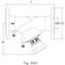 Regulating valve fig. 2620 cast iron flange