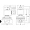 Magnetventil 2/2 Fig. 32501 Serie 222 Messing Innengewinde