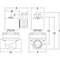 Magnetventil 2/2 Fig. 32605 Serie 220 Messing Innengewinde