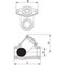 Balkeerklep fig. 2631 nodulair gietijzer binnendraad